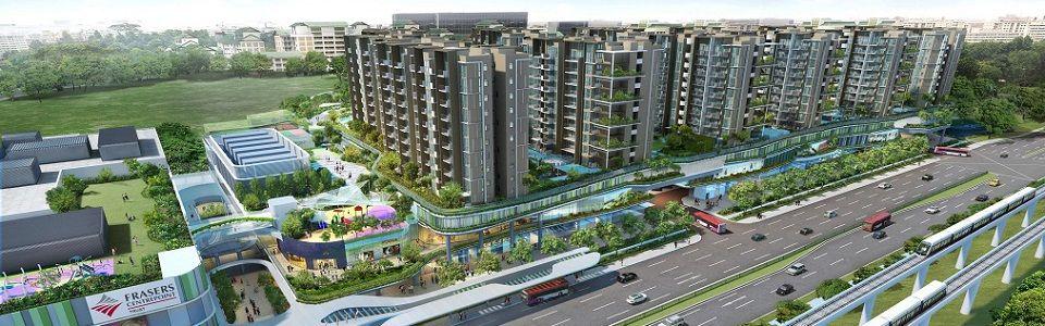 North Park Residences @ Northpoint - Yishun Central - Yishun MRT - Heart of Yish