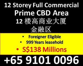 12 Storeys CBD Commercial Building 290x232
